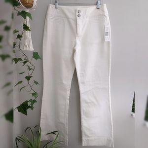 Tribal Jeans Wide Leg Jeans
